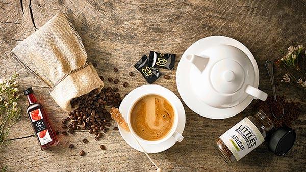 camellia-te.dk - Kaffe