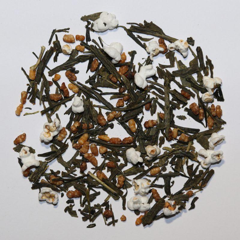 Camellia Te Grøn te Genmaicha