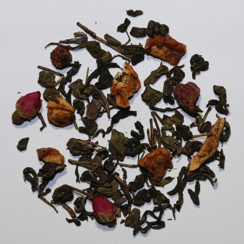 Camellia Te Grøn Te Dragen