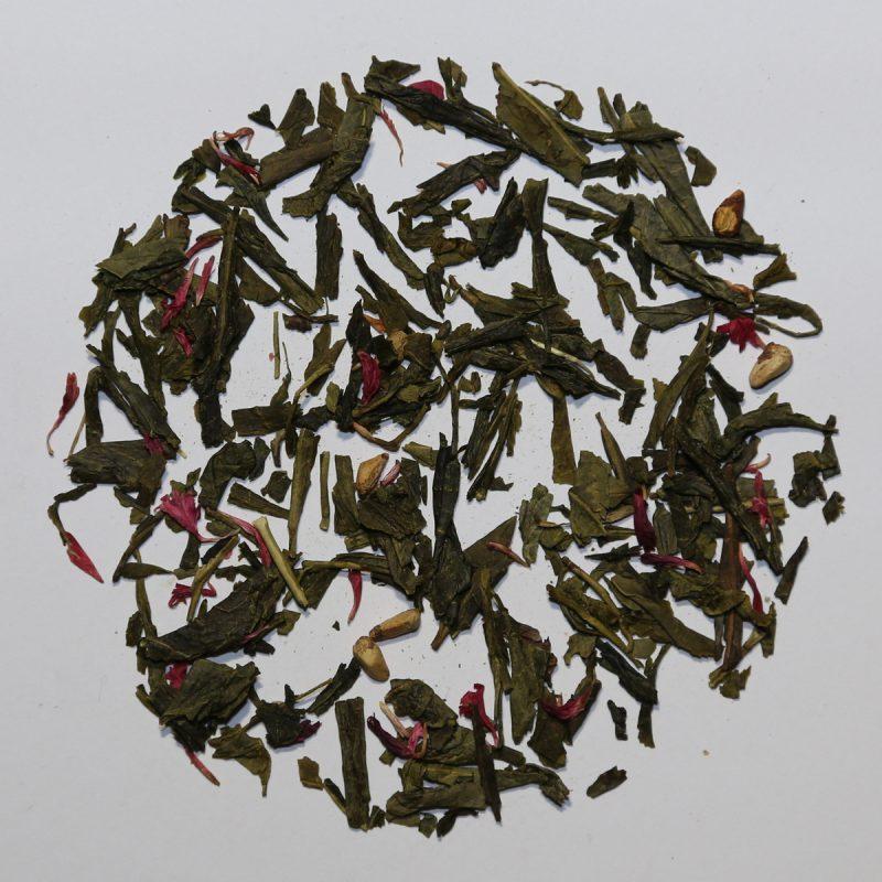 Camellia Te 0422 Grøn Te Granatæble