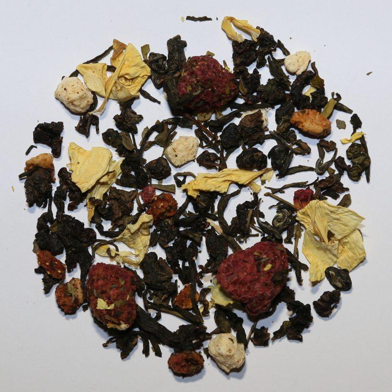 Camellia-Te 0423 Grøn Te Heart of Africa