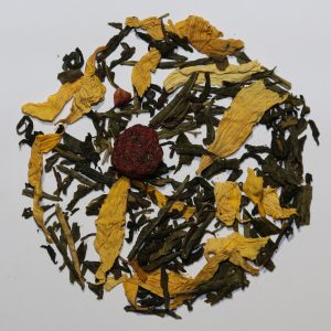 Camellia Te 0424 Grøn Te Hindbær & Hyldeblomst økologisk