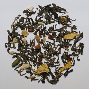Camellia Te 0425 Grøn Te Ingefær & Passionsfrugt økologisk