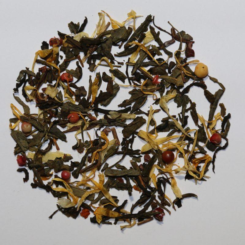 Camellia Te 0426 Grøn Te Inka