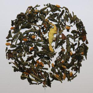 Camellia Te 0428 Grøn Te Jordbær Cream