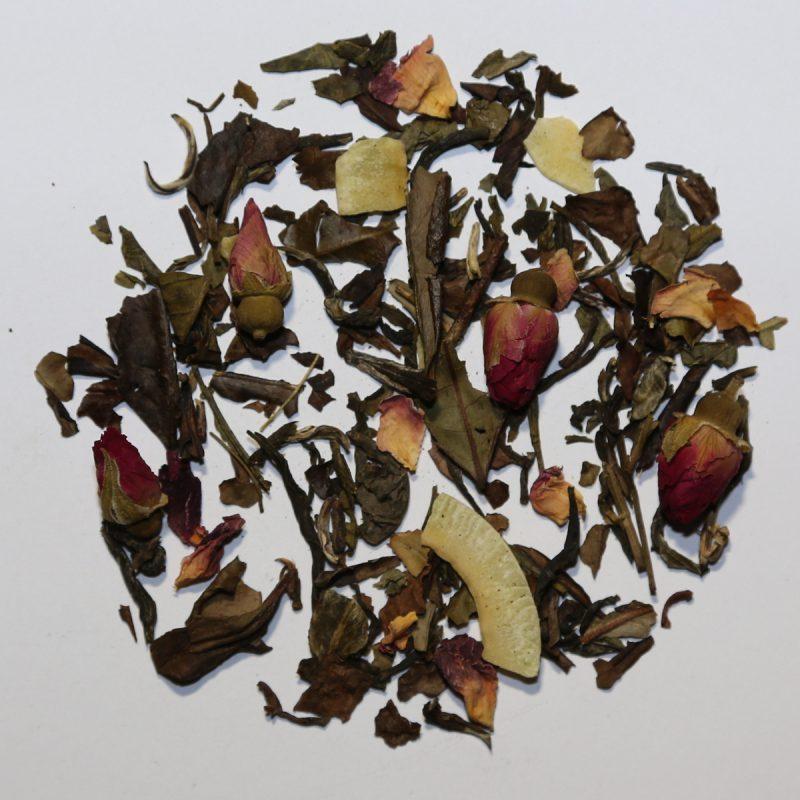 Camellia Te 0817H Hvid Te Kirsebær