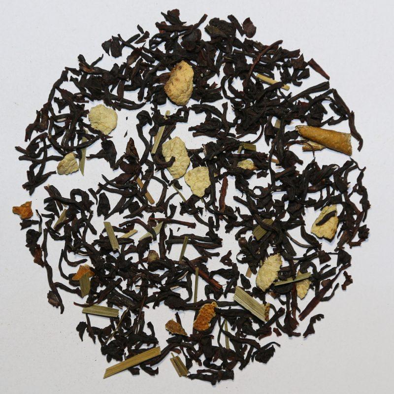 Camellia Te 1415 Sort Te Citron økologisk