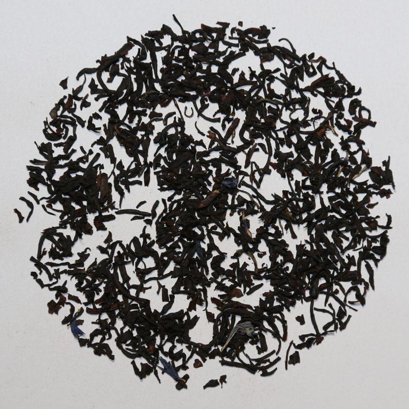 Camellia Te 1420L Sort Te Earl Grey Kornblomst & Grape økologisk