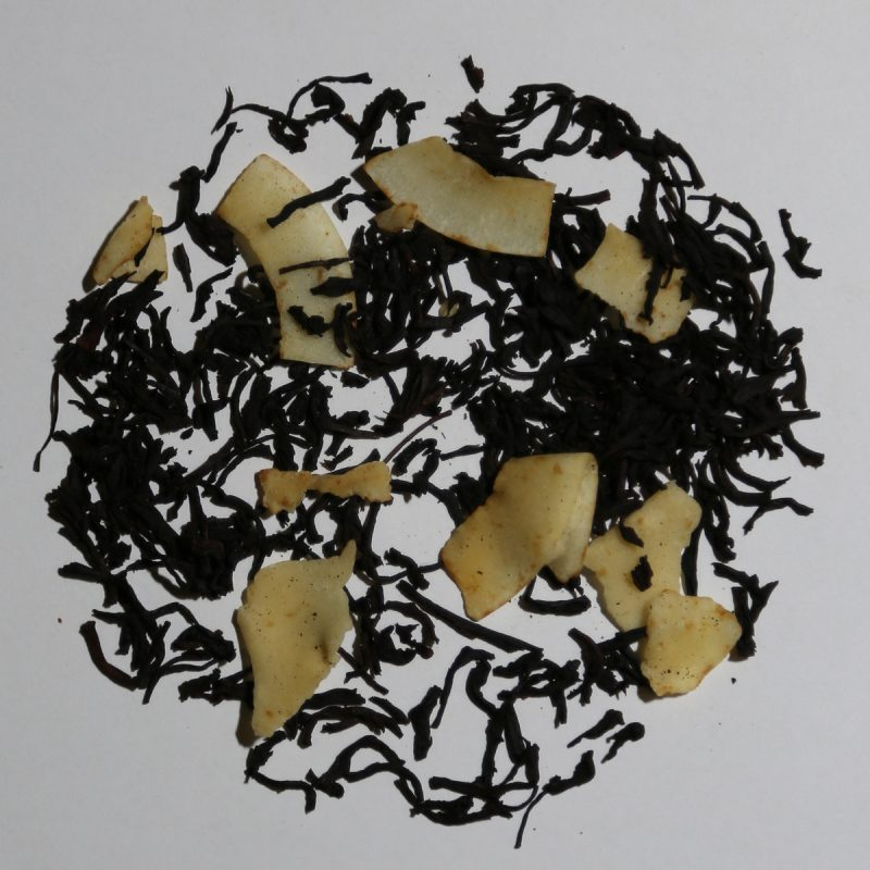 Camellia Te 1431 Sort te Kokos Te