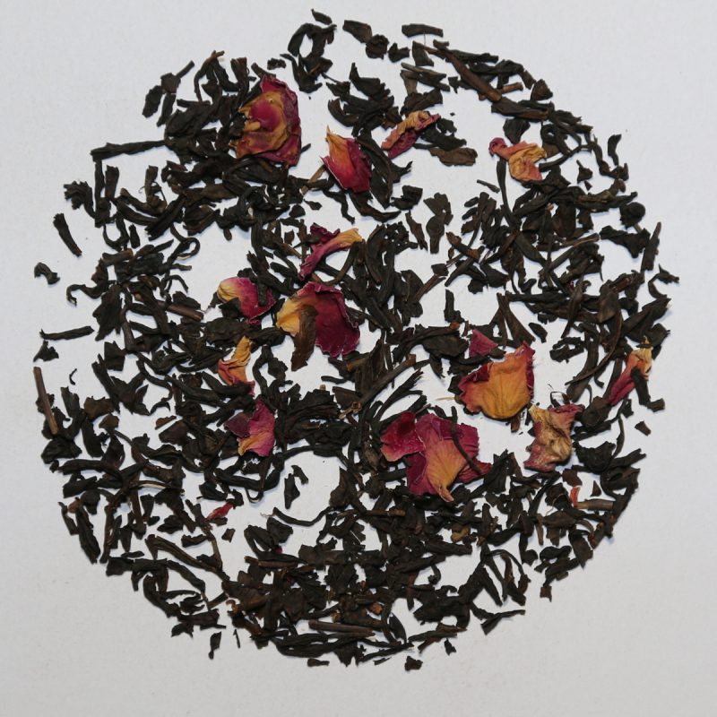 Camellia Te 1439H Sort Te Rosen Te