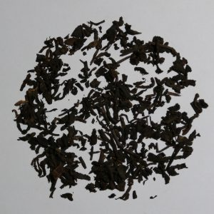 Camellia Te 1449H Sort Te Vanilje Pu Erh