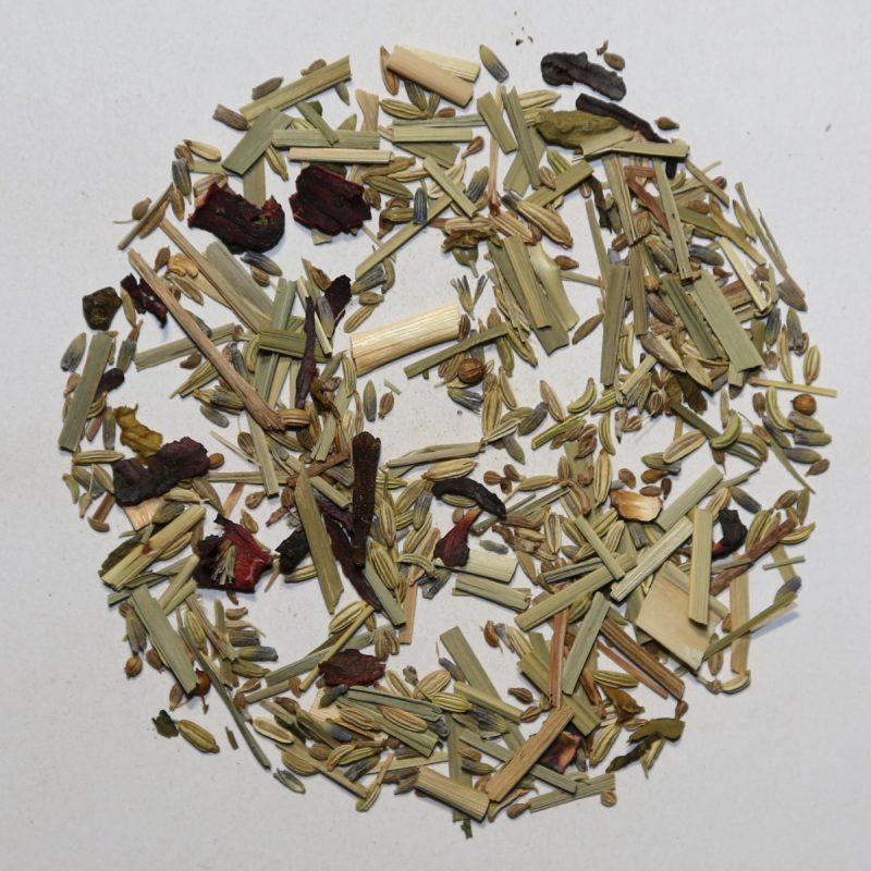 Camellia Te 1611 Urte Te Balance Te økologisk