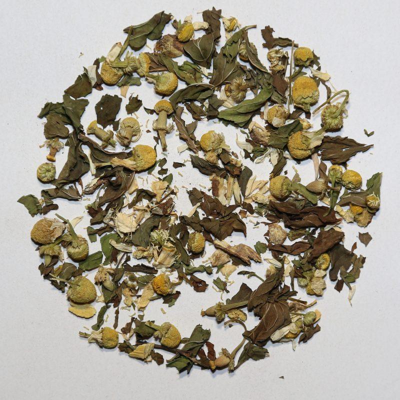 Camellia Te 1614D Urte Te Forkølelses Te