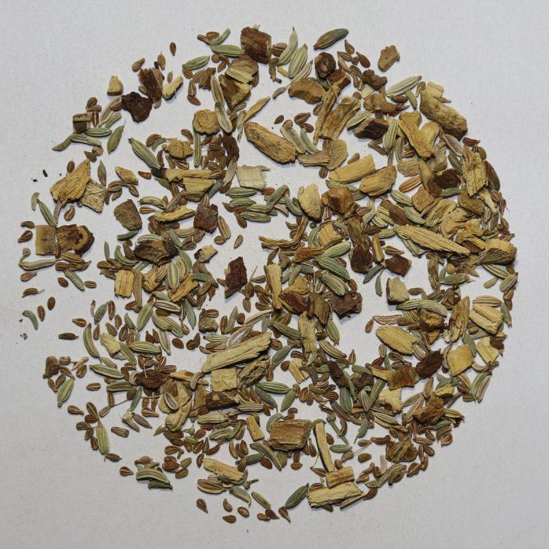 Camellia Te 1618 Urte Te Lakrids økologisk