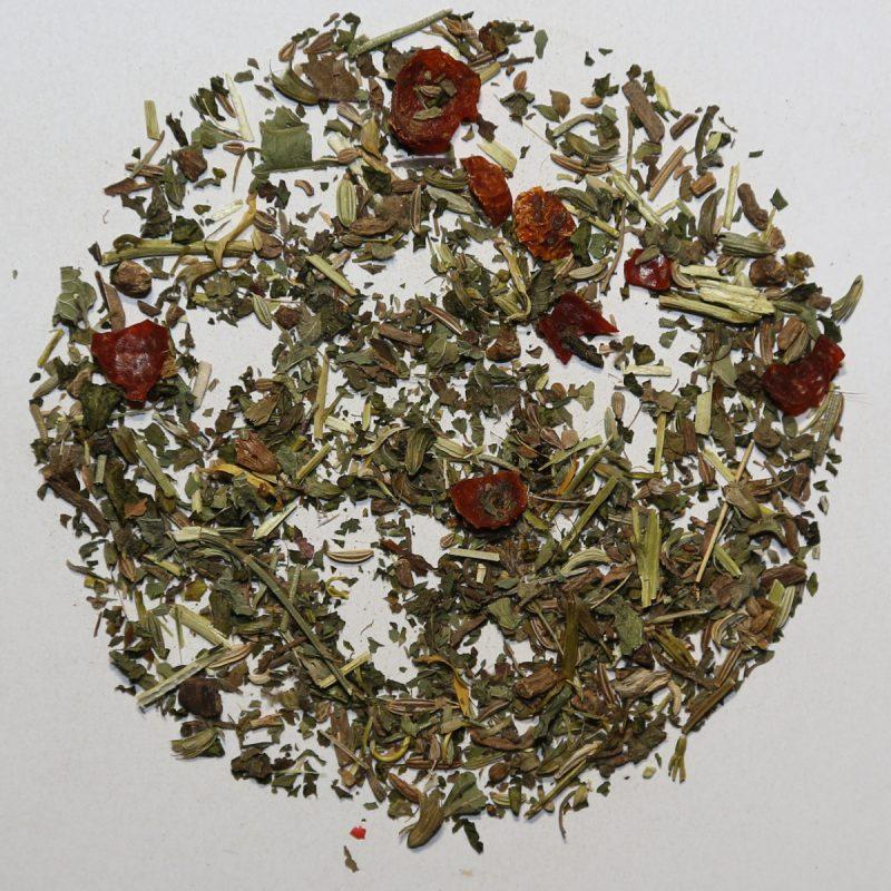 Camellia Te 1621 Urte Te Sov Godt