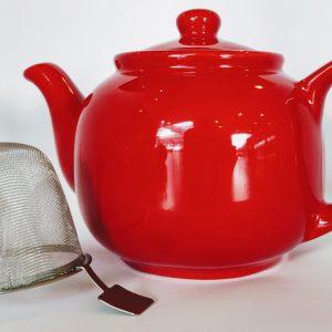 Camellia te Te kande 1,2 L Rød