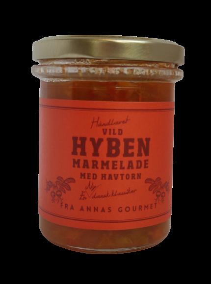 Camellia Te_Annas Gourmet hyben marmelade