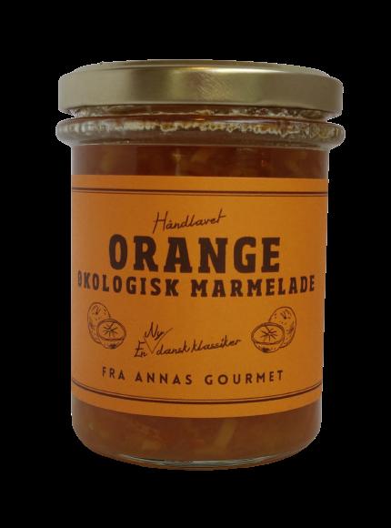 Camellia Te_Annas Gourmet orange marmelade øko