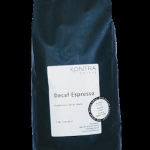 Camellia Te_Kontra decaf Espresso