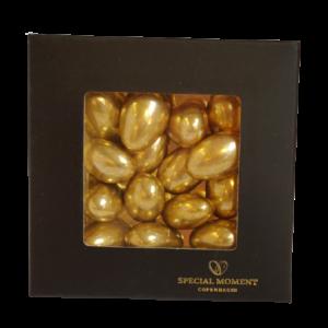Camellia Te_Special moment chokolade mandler, guld