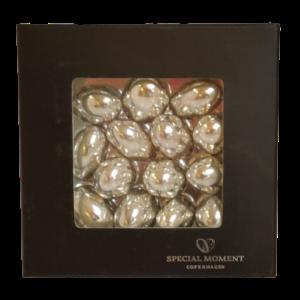 Camellia Te_ Chokolademandler_ sølv